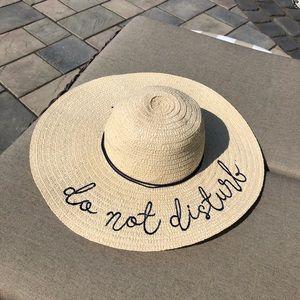 Target summer hat!